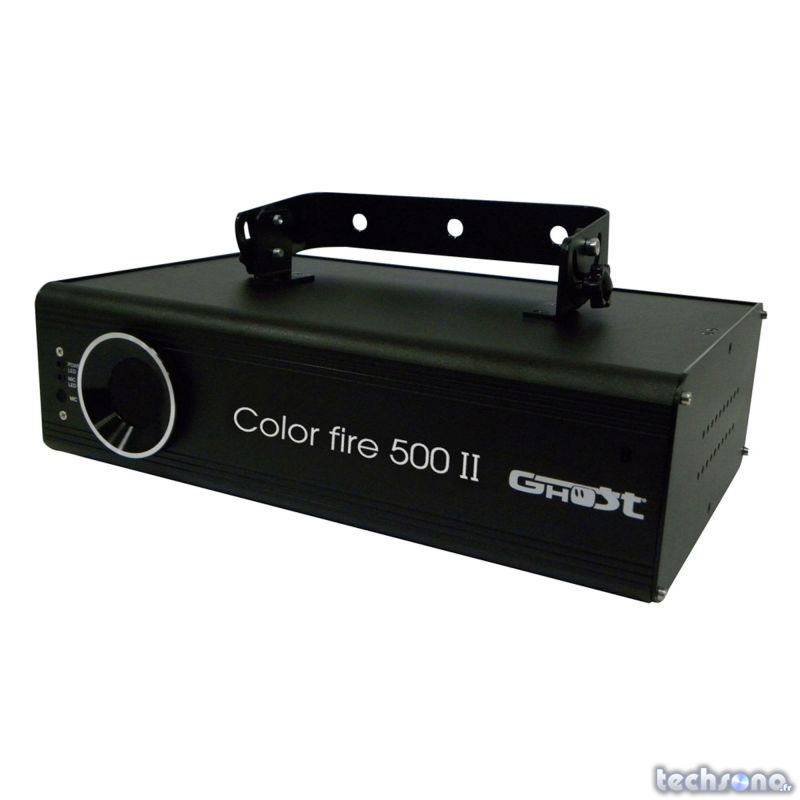 Laser Ghost color fire 500